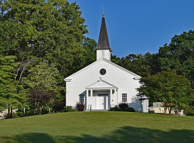 Pictures of small country churches