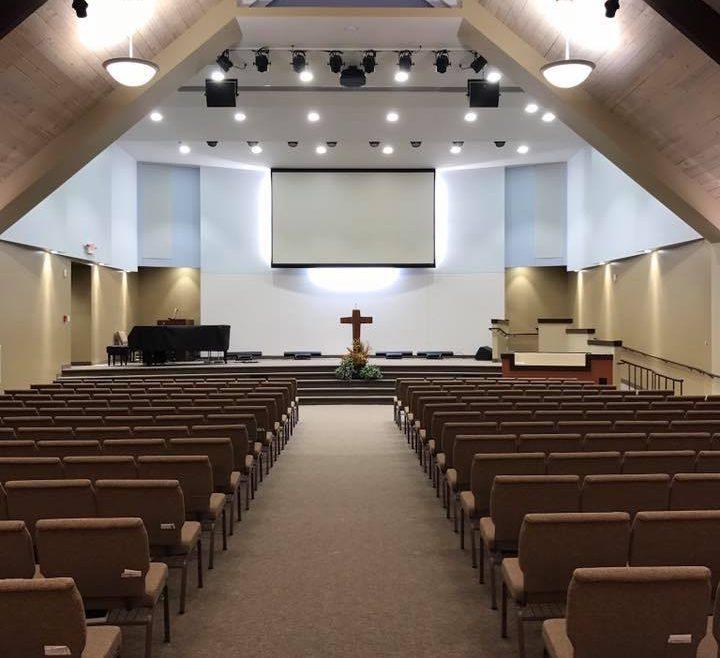 Church Renovation Executive Design